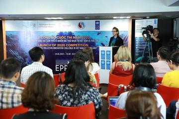 Thử thách sáng tạo nhằm giảm thiểu ô nhiễm rác thải nhựa trong khu vực ASEAN