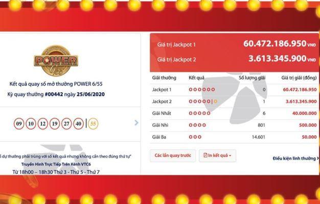 Lại có người trúng Jackpot, tỷ phú Vietlott xuất hiện tại Hà Nội
