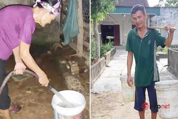 """Hạn hán, nắng nóng như thiêu đốt, người dân xứ Nghệ lao đao vì """"khát"""""""