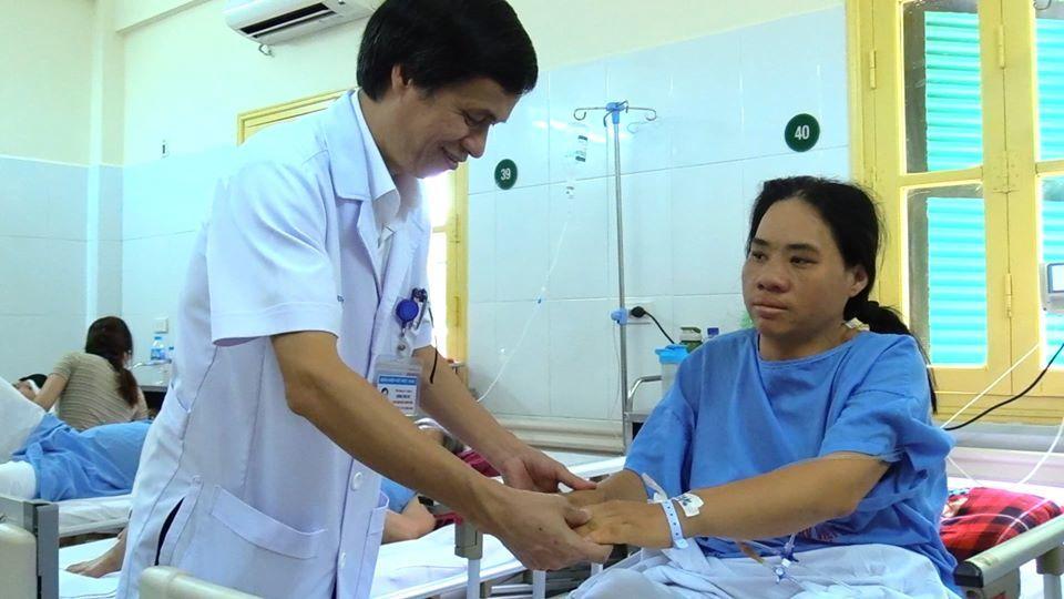 Khám miễn phí cơ hội phát hiện bệnh cho nhiều người