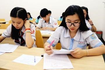 Chính thức đáp án đề thi Toán, Văn, Anh vào lớp 10 Hà Nội