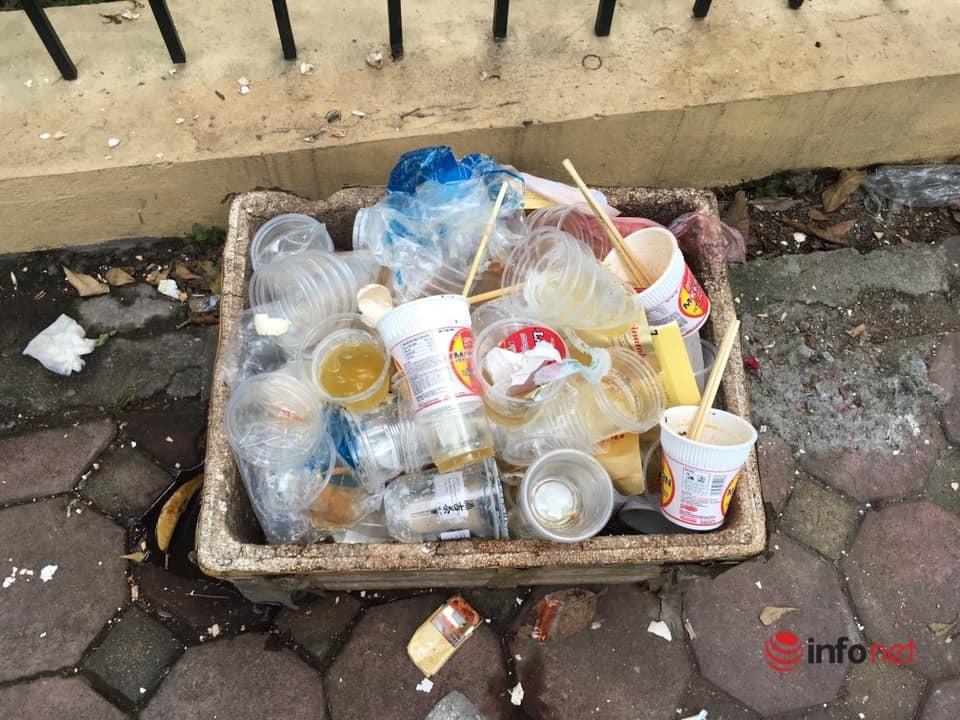 Phân loại rác tại nguồn gắn liền với thu gom và xử lý rác thải nhựa tại Hà Nội