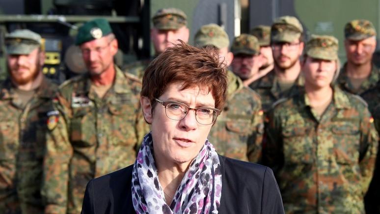Đức muốn tăng sức mạnh quân sự trong NATO?