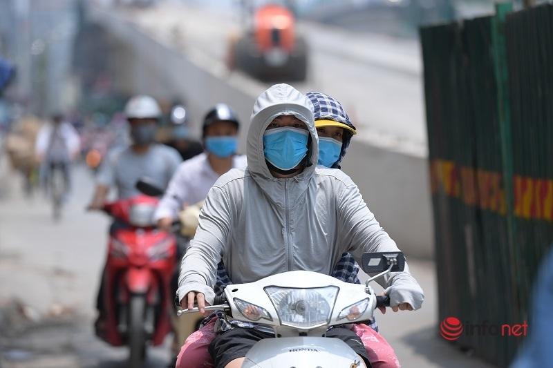 Dự báo thời tiết hôm nay 30/6: Hà Nội vẫn nắng nóng gay gắt