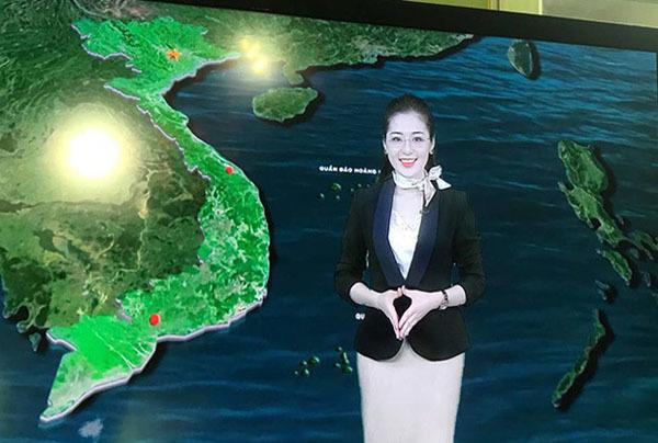 Lên sóng gameshow hẹn hò, MC thời tiết được khen ngợi hết lời vì quá xinh đẹp