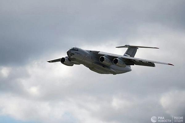 'Ngựa thồ' IL-76MD-90A được bảo vệ khỏi tên lửa?