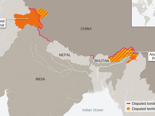Mỹ sẽ đưa quân đến hỗ trợ Ấn Độ đối phó Trung Quốc?