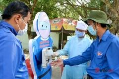"""Giảng viên sáng chế """"Dũng sĩ diệt khuẩn"""", nước rửa tay sát khuẩn ứng dụng thiết thực cho cộng đồng"""