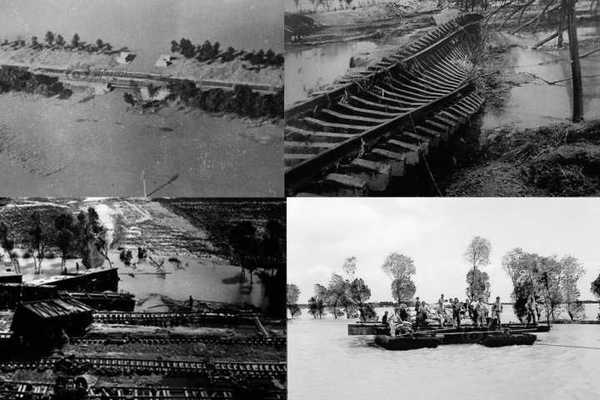 Nhìn lại thảm họa vỡ đập khủng khiếp nhất trong lịch sử Trung Quốc