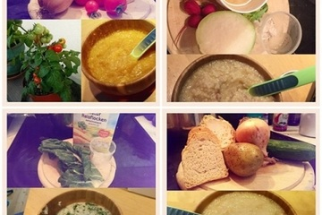 Thực đơn gần 200 món ăn của bà mẹ dành cho con biếng ăn