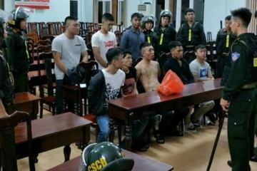 Vụ 2 nhóm thanh niên đưa 'bom xăng' đi hỗn chiến: Xem xét khởi tố bị can