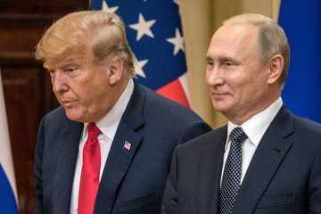 TT Trump bênh vực Nga trước nghi án thuê quân nổi dậy sát hại lính Mỹ