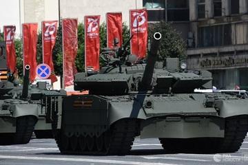 Truyền thông Trung Quốc ca ngợi 'khí tài khủng' của Nga ở Lễ duyệt binh