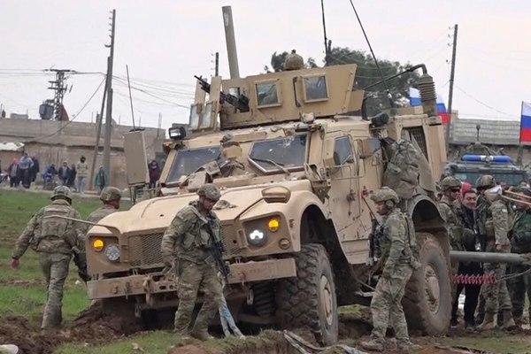 Tình hình Syria: 'Điềm báo' cho quân đội Mỹ ở Syria