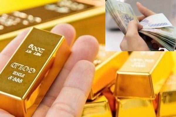 Lãi suất thấp, tôi có nên rút tiền tiết kiệm ra mua vàng?
