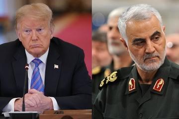 Iran muốn phát 'truy nã đỏ' với TT Trump, Interpol lên tiếng
