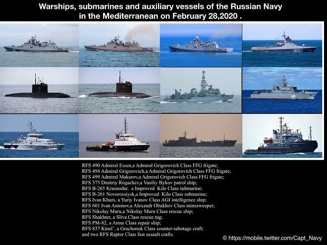 Chiến lược kiểm soát Địa Trung Hải của ông Putin khiến Mỹ bất an