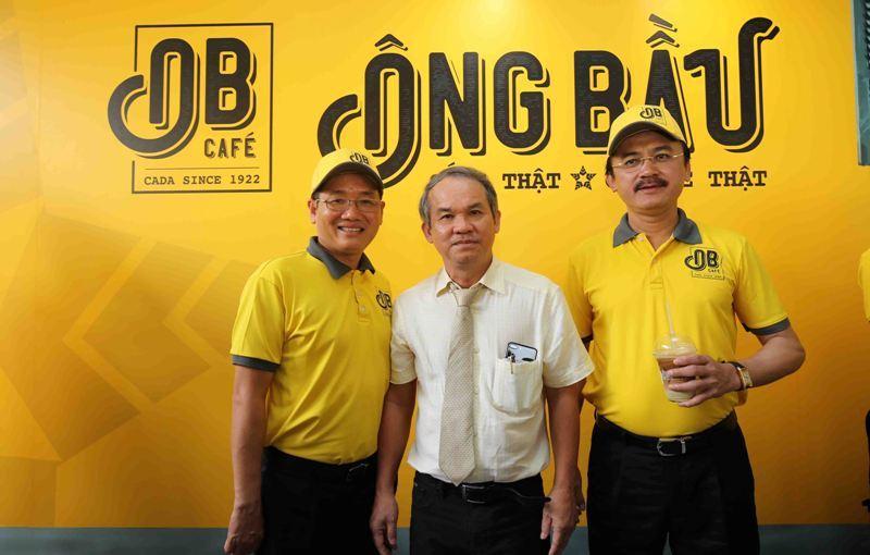 Chuỗi Cà phê Ông Bầu chính thức ra mắt điểm bán thứ 100