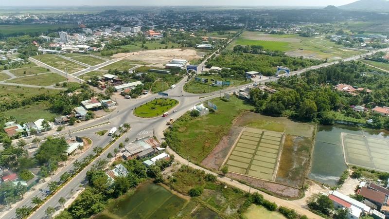 Hồ Tràm: Phát triển giao thông, tạo lực đẩy mạnh mẽ cho địa ốc