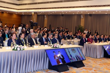 """Đồng hành cùng ASEAN 2020 """"Gắn kết và chủ động thích ứng"""""""