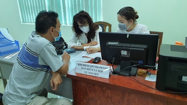 Khánh Hòa: 300 người đăng ký tham gia bảo hiểm tự nguyện ngay sau sự kiện tuyên truyền
