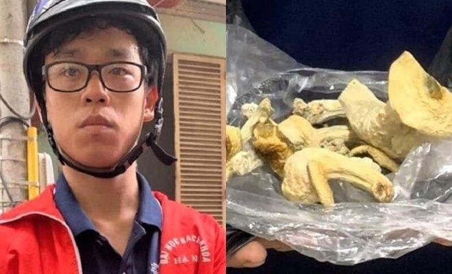 Nam sinh viên trồng 'nấm thức thần' bị khởi tố, bắt tạm giam