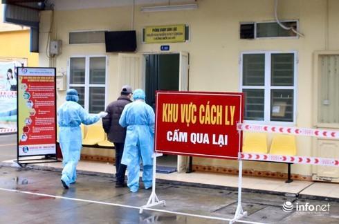 Hà Nội thêm trường hợp dương tính với SARS-CoV-2 đã hết thời hạn cách ly sau khi từ Nga về