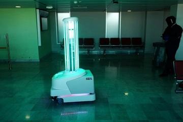 Bahrain chế tạo thành công robot 'sát thủ' đối với Covid-19