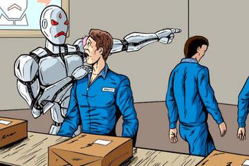"""Trí tuệ nhân tạo và """"Bức tranh tuyển dụng"""" trong tương lai"""