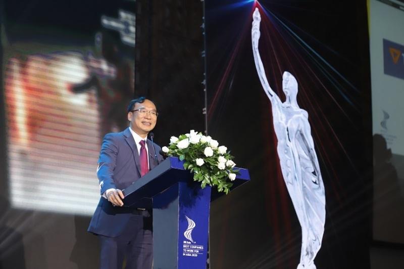 TPBank được bình chọn là nơi làm việc tốt nhất châu Á 2020