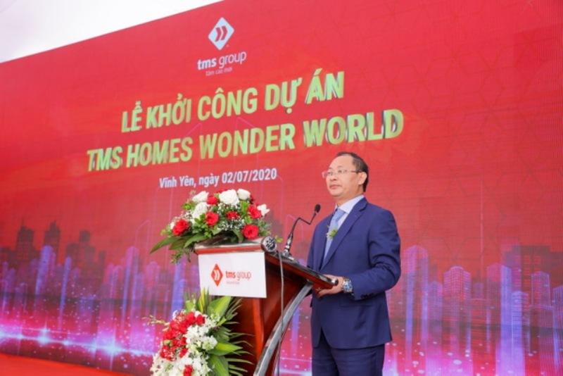 Khởi công TMS Homes Wonder World - từ điểm sáng đầu tư đến sức hút thương hiệu