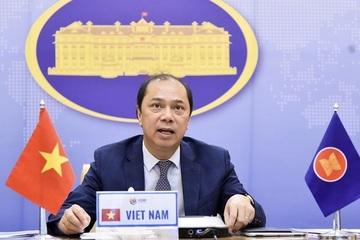 Diễn đàn trực tuyến quan chức cấp cao ASEAN – Hoa Kỳ về hợp tác y tế
