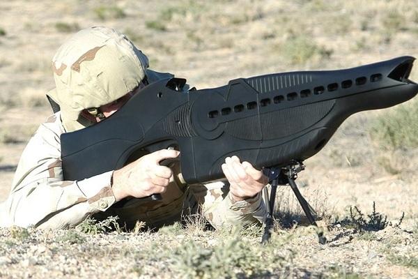 Khám phá những loại vũ khí 'bất thường' nhất thế giới