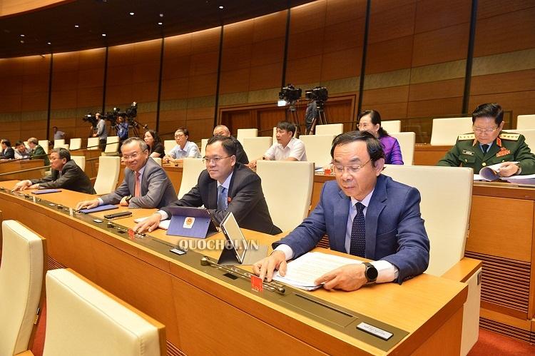 Quốc hội thông qua Chương trình MTQG phát triển KT-XH giai đoạn 2021- 2030