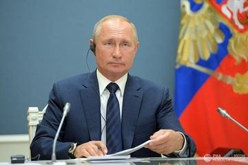 Ông Putin: Việc sửa đổi Hiến pháp Nga là bước đi đúng đắn