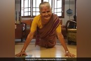 Cụ bà 81 tuổi mừng sinh nhật bằng 15 nhịp chống đẩy