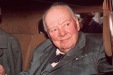 Phát hiện tài liệu bí mật về cựu Thủ tướng Anh Winston Churchill