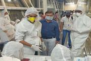 Bệnh viện dã chiến điều trị Covid-19 lớn nhất thế giới