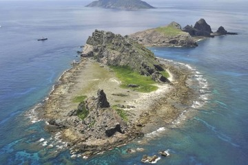 Tàu Trung Quốc hoạt động bất thường gần đảo tranh chấp với Nhật Bản