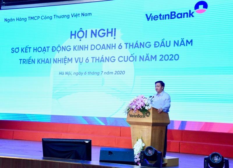 VietinBank tối ưu hóa hiệu quả sử dụng nguồn vốn, đáp ứng nhu cầu tăng trưởng tín dụng
