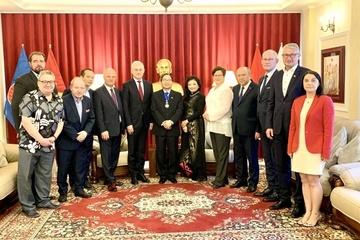 Phát huy vai trò cầu nối của Nhóm Nghị sỹ hữu nghị Ba Lan – Việt Nam