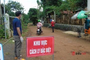 Những hình ảnh mới nhất từ ổ dịch bạch hầu tại Đắk Nông