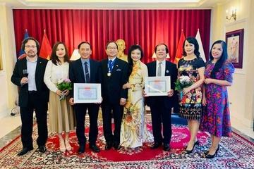 Đại sứ Việt Nam tại Ba Lan chia tay cộng đồng người Việt trước khi hết nhiệm kỳ