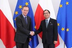 Đại sứ Vũ Đăng Dũng chào Chủ tịch Thượng viện Ba Lan, kết thúc nhiệm kỳ