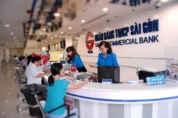 """""""Lênh đênh"""" Saigonbank"""