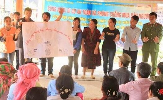 Ninh Thuận: Đưa nội dung phòng, chống mua bán người vào định hướng tuyên truyền hàng tháng