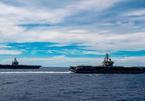 Biện pháp 'chưa từng có' bảo vệ lính Mỹ trên 2 tàu sân bay ở Biển Đông