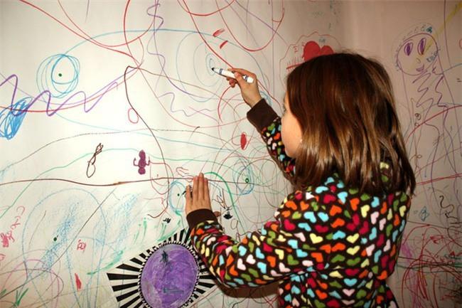Đệ nhất phu nhân Mỹ có 'cách khác người' nuôi dưỡng sự sáng tạo của con trai
