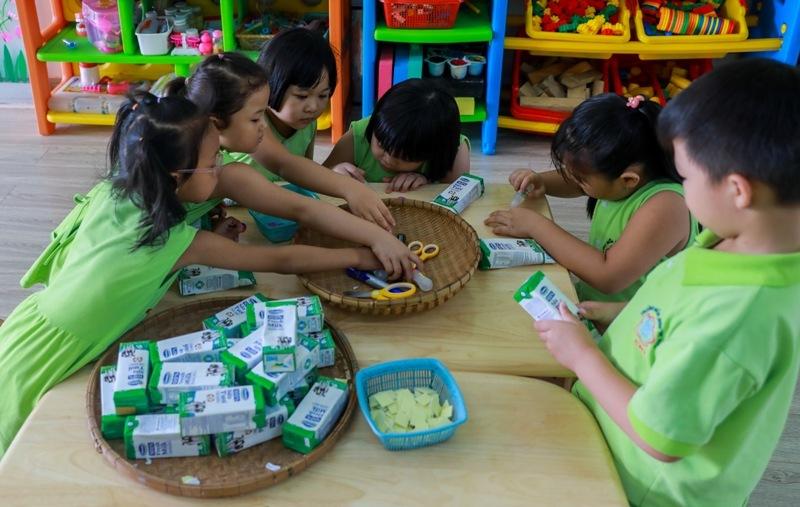 Nhân rộng niềm vui mang tên 'Sữa học đường'