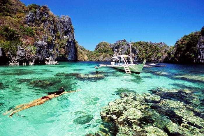 đảo đẹp nhất thế giới